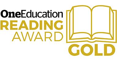 One Education Reading Award GOLD