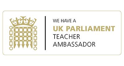 UK Parliament Teacher Gold Status