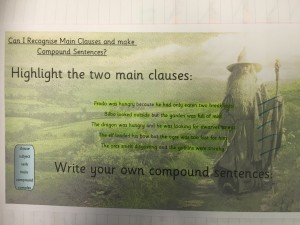 Using Lord of the Rings to Learn about Grammar